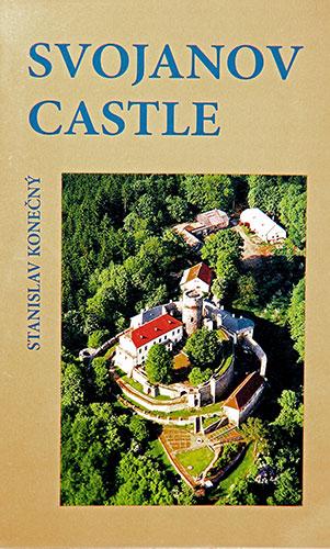 Brožura Svojanov castle anglicky