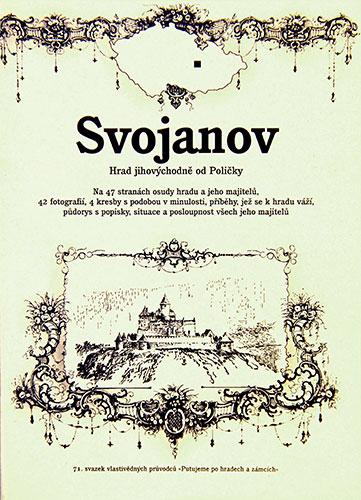 Brožura Svojanov