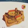 Papírový model hradu Svojanov
