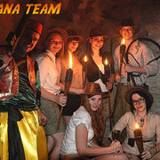 Indiana Jones - Teambuilding Svojanov