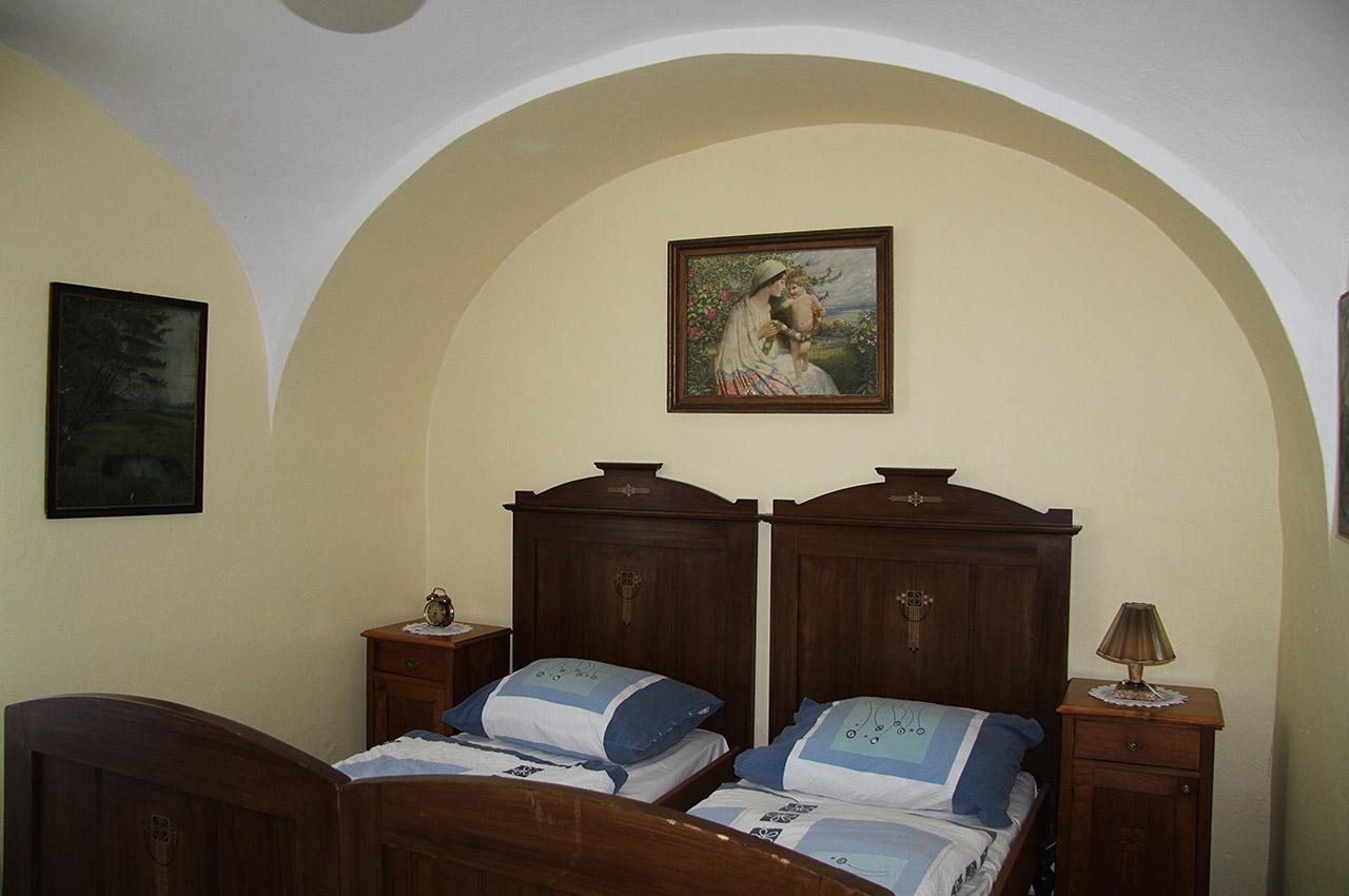 Ubytování na hradě svojanov